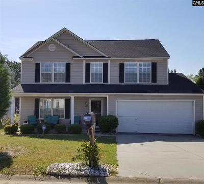 Columbia Single Family Home For Sale: 482 Fox Trot Dr.