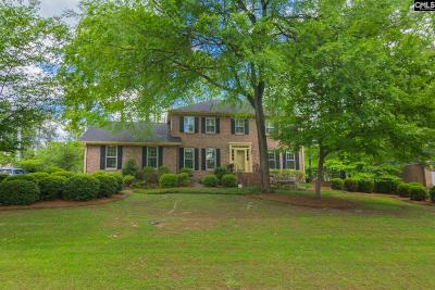 West Columbia Single Family Home For Sale: 2421 Feather Run
