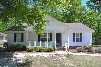 West Columbia Single Family Home For Sale: 415 Old Plantation
