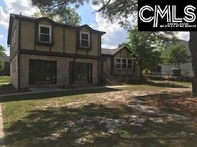 West Columbia Single Family Home For Sale: 2605 Divinci