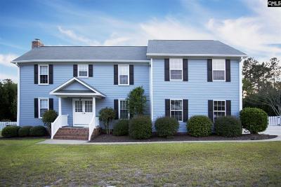 Lugoff Single Family Home For Sale: 1079 Pepper Ridge