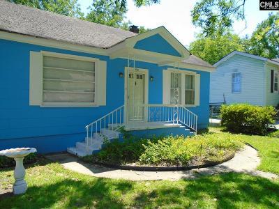 Columbia Single Family Home For Sale: 2630 Magnolia