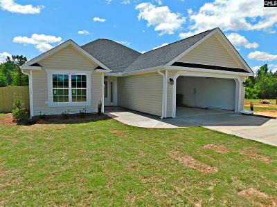 Batesburg SC Single Family Home For Sale: $150,000