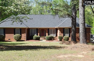 Columbia Single Family Home For Sale: 617 Koon Store