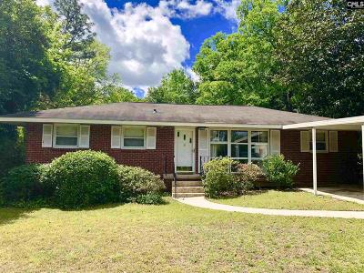 Forest Acres Single Family Home For Sale: 6619 Satchel Ford