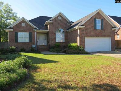 Columbia Single Family Home For Sale: 404 Holly Ridge