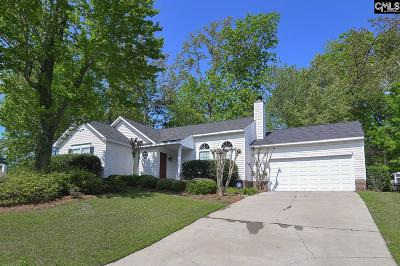 Irmo Single Family Home For Sale: 301 Glen Rose