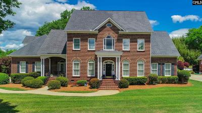 Lexington County Single Family Home For Sale: 6 Due West Dr