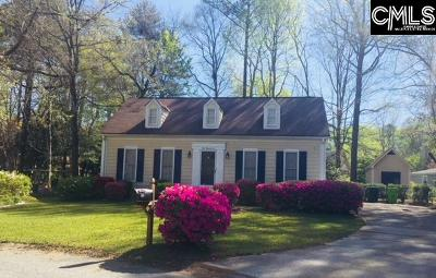 Irmo Single Family Home For Sale: 105 Bickleigh