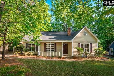 Irmo Single Family Home For Sale: 207 Holmsbury