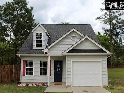 Monetta, Ridge Spring, Wagener, Johnston, Pelion, Newberry, Ward Single Family Home For Sale: 533 Clay Hill