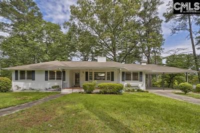 Columbia Single Family Home For Sale: 5615 Colonial