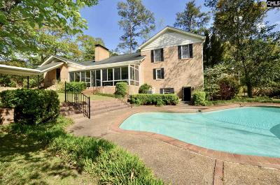 Columbia Single Family Home For Sale: 125 Old Woodlands