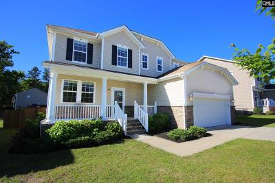 Lexington Single Family Home For Sale: 124 Settlers Bend Ct