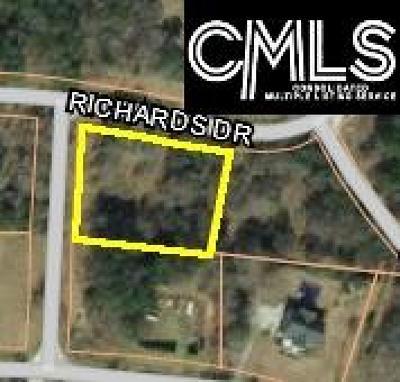 Wateree Hills, Lake Wateree, wateree estates, wateree hills, wateree keys, lake wateree - the woods Residential Lots & Land For Sale: 2391 Richards