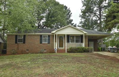 Irmo Single Family Home For Sale: 117 Netherland