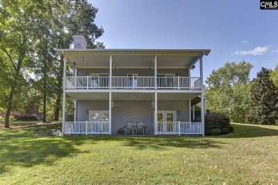 Batesburg, Leesville Single Family Home For Sale: 294 Collum Landing
