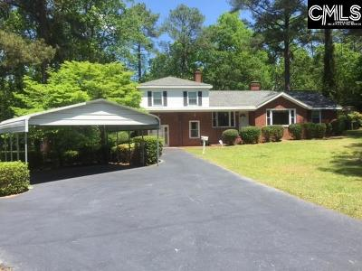 Fairfield County Single Family Home For Sale: 1180 Newberry