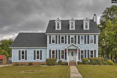 West Columbia Single Family Home For Sale: 104 Cloudburst