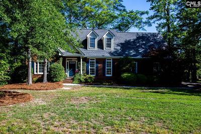 Secret Cove Single Family Home For Sale: 109 Secret Cove
