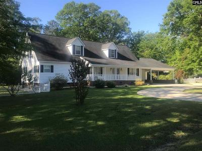 Camden Single Family Home For Sale: 137 Desaussure