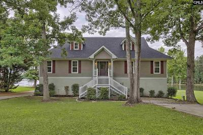 Wateree Hills, Lake Wateree, wateree keys, wateree estate, lake wateree - the woods Single Family Home For Sale: 2394 Lake