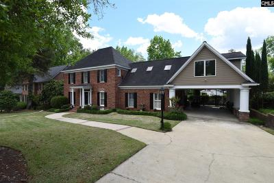 Columbia Single Family Home For Sale: 3022 Gervais