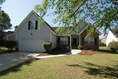 Irmo Single Family Home For Sale: 108 Delaine Woods
