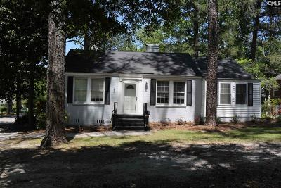 Heathwood Single Family Home For Sale: 3701 Trenholm