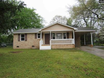 Camden Single Family Home For Sale: 917 Mitchell #24