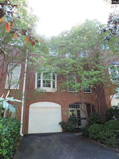 Columbia Townhouse For Sale: 813 Laurens