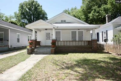 Columbia Single Family Home For Sale: 3023 River