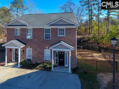 Lexington County, Richland County Townhouse For Sale: 235 Orange Pond Ct
