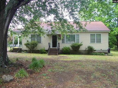 Newberry Single Family Home For Sale: 2711 Deloache
