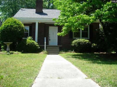 Columbia Single Family Home For Sale: 219 S Holly