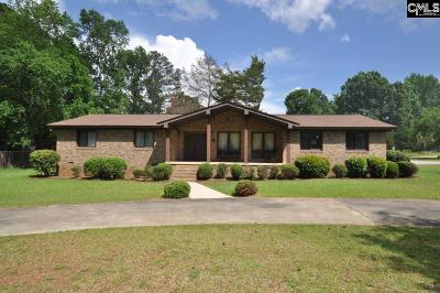 Newberry Single Family Home For Sale: 16 Shady