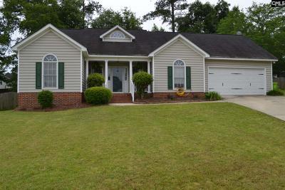 Irmo Single Family Home For Sale: 21 Walnut Grove