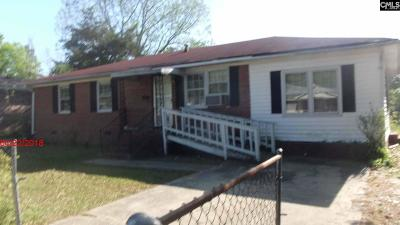 Camden Single Family Home For Sale: 602 Conway