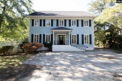 Arcadia Lakes Single Family Home For Sale: 6711 N Trenholm