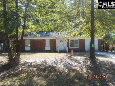 Columbia Single Family Home For Sale: 4317 Leeds