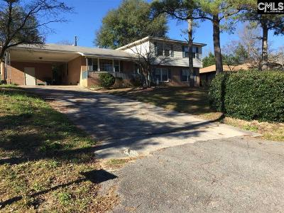 West Columbia Single Family Home For Sale: 1428 F