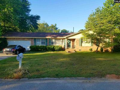 Columbia Single Family Home For Sale: 2434 Dutch Branch