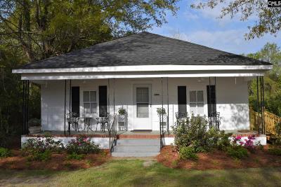 Camden Single Family Home For Sale: 2915 Stewart