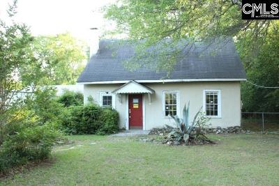 Columbia SC Single Family Home For Sale: $24,900