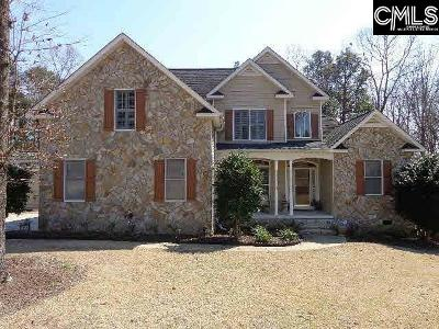 Kershaw County Single Family Home For Sale: 9 Teaberry