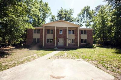 Columbia Multi Family Home For Sale: 2820 School House