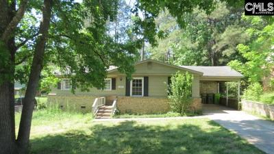 Columbia Single Family Home For Sale: 505 Lincolnshire North