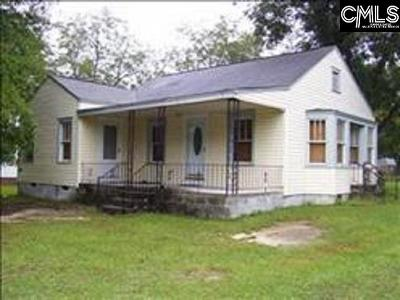 Cayce Single Family Home For Sale: 1405 Lucas
