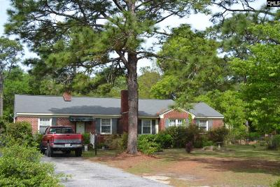 Camden Single Family Home For Sale: 2201 Forest Drive