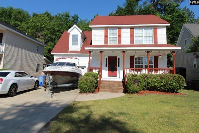 Cayce, Springdale, West Columbia Single Family Home For Sale: 128 Montclaire